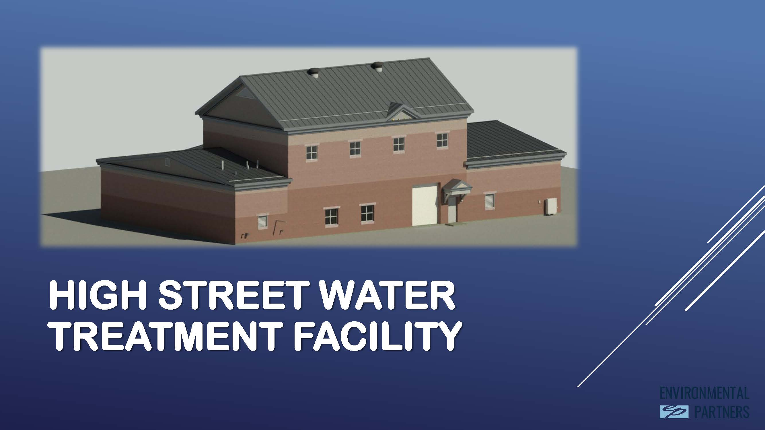 High Street Water Treatment Facility